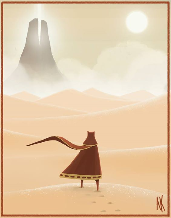 Journey Video Game Tribute