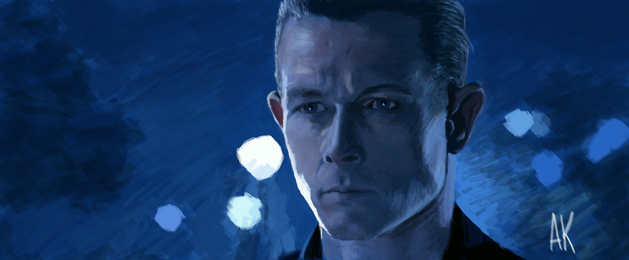 T-1000 from Terminator 2: Judgement Day